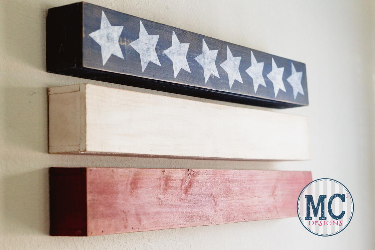 DIY American Flag Decor Ideas. Check Out These Incredibly Easy DIY Ideas,  Each Puts Part 65