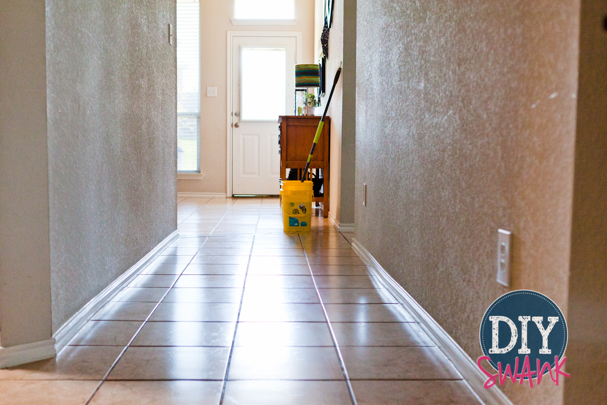 Conquer Sticky Floors Diy Chemical Free Floor Cleaner Swanky