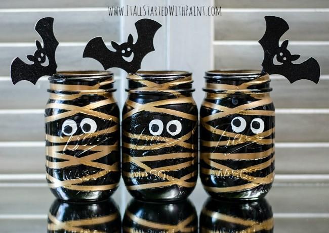 mummy-mason-jars-painted-4-watermarked