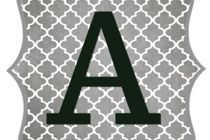 Gray_Black Letter_A