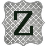 Gray_Black Letter_Z