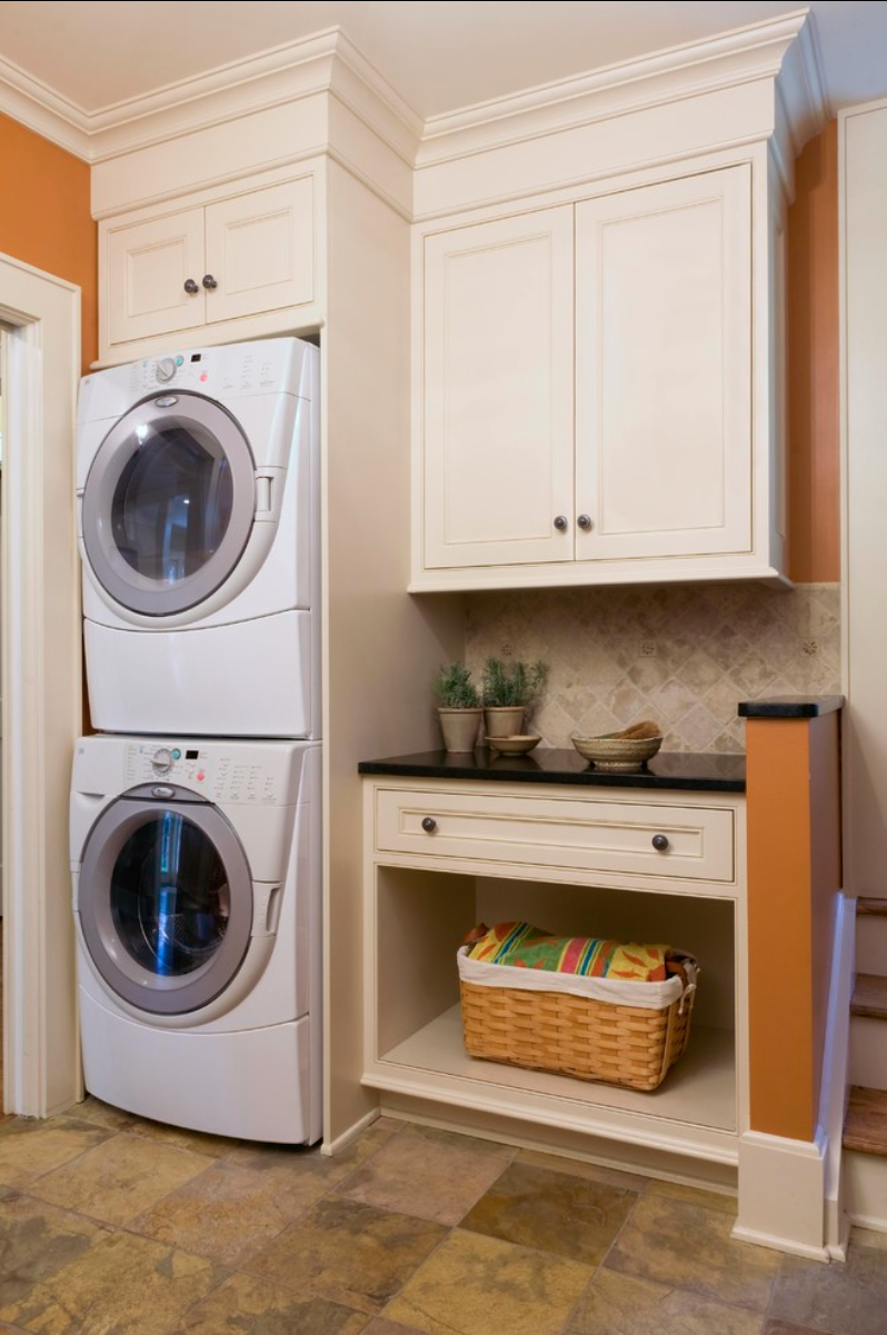 Small laundry and mud room inspiration diy swank for Utility room design