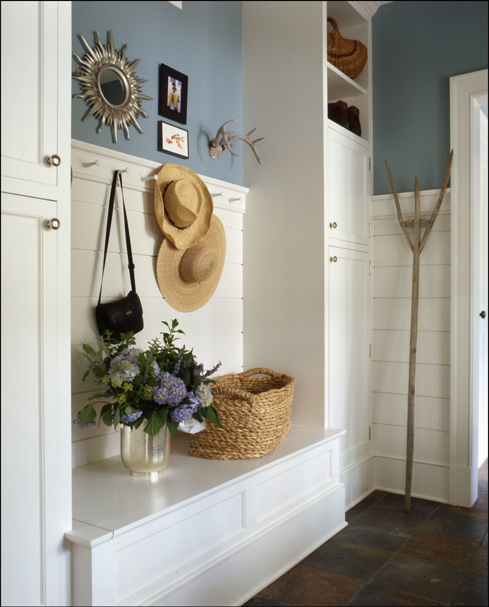 Small Laundry And Mud Room Inspiration
