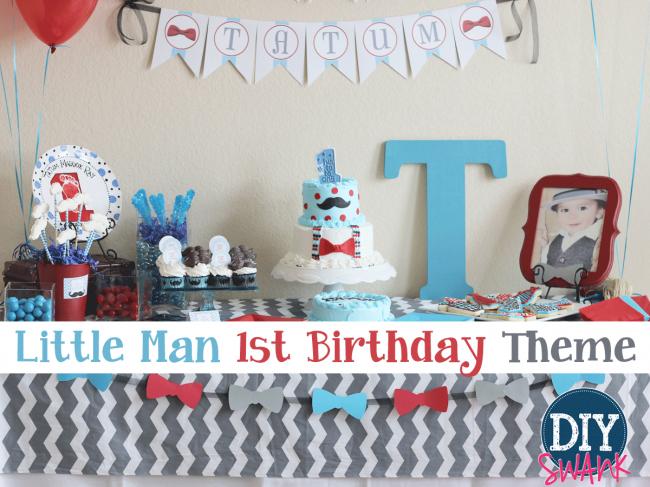 Little-Man-First-Birthday-Theme
