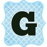 Blue_Black Letter_G