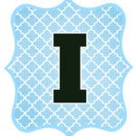 Blue_Black Letter_I