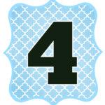 Blue_Black_Number_Four