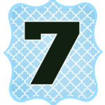 Blue_Black_Number_Seven