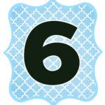 Blue_Black_Number_Six