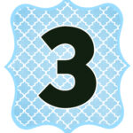 Blue_Black_Number_Three