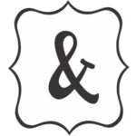 White and Black_Ampersand