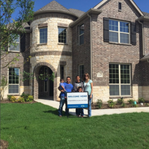 New Home by Meritage Homes