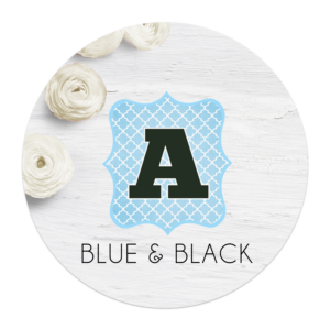 Blue-and-Black-Banner-Letters