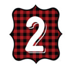 Buffalo Plaid Number 2
